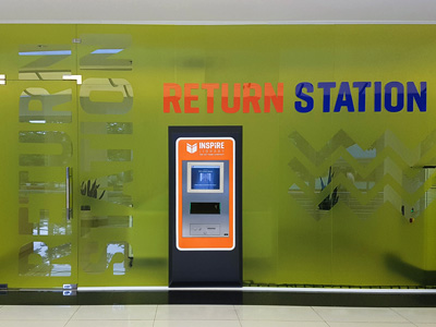 Return Station